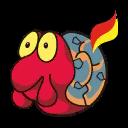 Bild von Magcargo aus Pokémon Link Battle