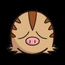 Bild von Quiekel aus Pokémon Link Battle