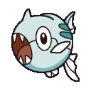 Bild von Remoraid aus Pokémon Link Battle