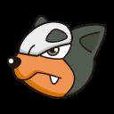 Bild von Hunduster aus Pokémon Link Battle