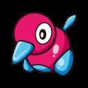 Bild von Porygon2 aus Pokémon Link Battle