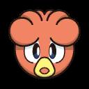 Bild von Magby aus Pokémon Link Battle