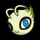 Bild von Celebi aus Pokémon Link Battle