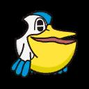 Bild von Pelipper aus Pokémon Link Battle