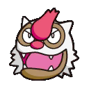 Bild von Muntier aus Pokémon Link Battle