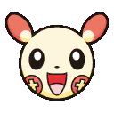 Bild von Plusle aus Pokémon Link Battle