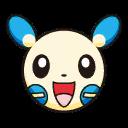Bild von Minun aus Pokémon Link Battle