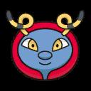 Bild von Volbeat aus Pokémon Link Battle