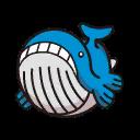 Bild von Wailord aus Pokémon Link Battle