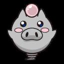 Bild von Spoink aus Pokémon Link Battle