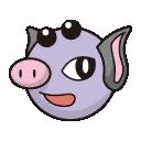 Bild von Groink aus Pokémon Link Battle
