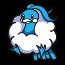 Bild von Altaria aus Pokémon Link Battle