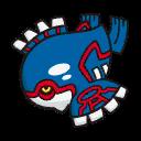 Bild von Kyogre aus Pokémon Link Battle