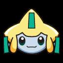 Bild von Jirachi aus Pokémon Link Battle