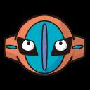 Bild von Deoxys aus Pokémon Link Battle