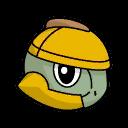 Bild von Chelcarain aus Pokémon Link Battle