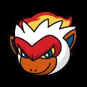 Bild von Panferno aus Pokémon Link Battle