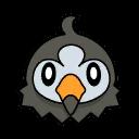 Bild von Staralili aus Pokémon Link Battle