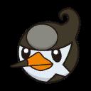 Bild von Staravia aus Pokémon Link Battle