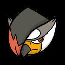 Bild von Staraptor aus Pokémon Link Battle