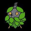 Bild von Burmy aus Pokémon Link Battle