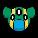 Bild von Gastrodon aus Pokémon Link Battle