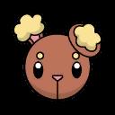 Bild von Haspiror aus Pokémon Link Battle