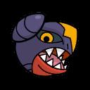 Bild von Knakrack aus Pokémon Link Battle