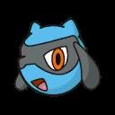 Bild von Riolu aus Pokémon Link Battle