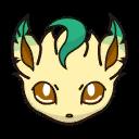 Bild von Folipurba aus Pokémon Link Battle