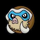 Bild von Mamutel aus Pokémon Link Battle