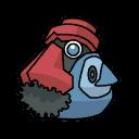 Bild von Voluminas aus Pokémon Link Battle