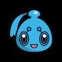 Bild von Phione aus Pokémon Link Battle