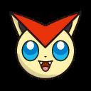Bild von Victini aus Pokémon Link Battle