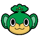 Bild von Vegimak aus Pokémon Link Battle