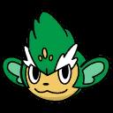 Bild von Vegichita aus Pokémon Link Battle