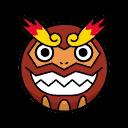 Bild von Flampivian aus Pokémon Link Battle
