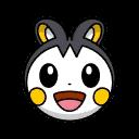 Bild von Emolga aus Pokémon Link Battle