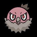 Bild von Skallyk aus Pokémon Link Battle