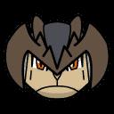 Bild von Terrakium aus Pokémon Link Battle