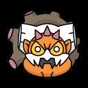 Bild von Demeteros aus Pokémon Link Battle