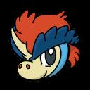 Bild von Keldeo aus Pokémon Link Battle