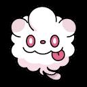 Bild von Flauschling aus Pokémon Link Battle