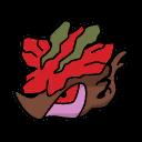 Bild von Tandrak aus Pokémon Link Battle