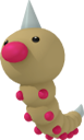 Hornliu-Sprite aus Pokédex 3D Pro