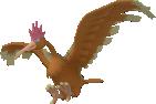 Ibitak-Sprite aus Pokédex 3D Pro