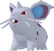 Nidoran (♀)-Sprite aus Pokédex 3D Pro