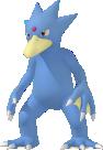 Entoron-Sprite aus Pokédex 3D Pro