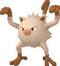 Menki-Sprite aus Pokédex 3D Pro