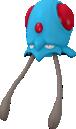 Tentacha-Sprite aus Pokédex 3D Pro